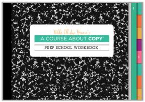 Prep Workbook